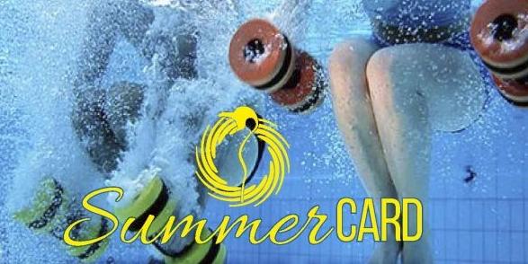 SUMMER CARD ACQUAFITNESS ESTATE Ancora 2 giorni per usufruire della promo #acquafitnesspinguino ️ Per…