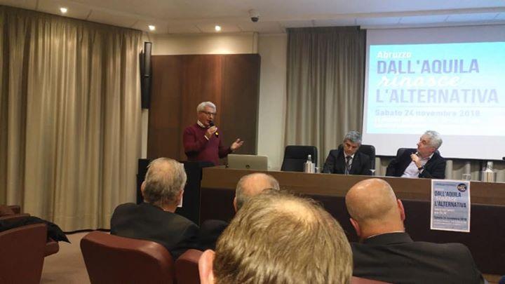 1^ Congresso Provinciale del movimento popolo IDEA e Libertà Il nostro Direttore Tecnico Nazzareno…